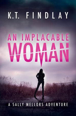 An Implacable Woman front cover for internet